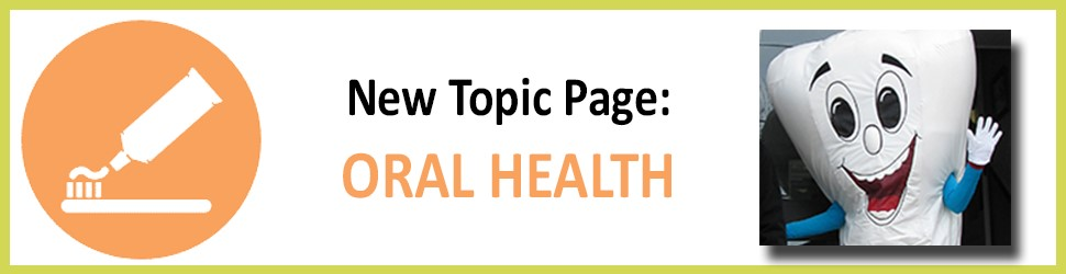 oral health topic page